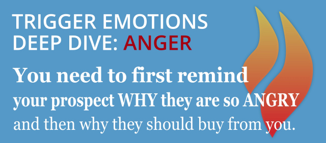 Trigger Emotions Deep Dive: Anger – You Make Me So Angry!
