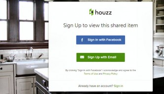 Why Did Houzz Give Me the 'Unwelcome Mat?'
