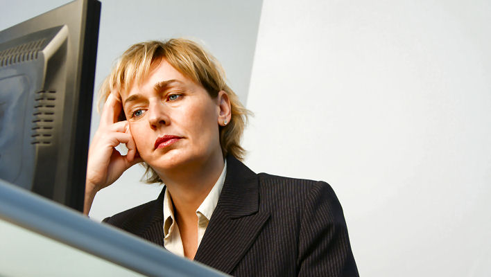 Does your website bore the snot out of your prospect?
