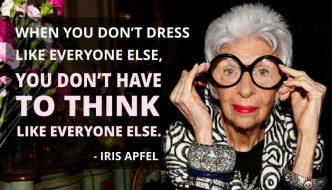 Nonagenarian Fashionista Is A Smart Marketer