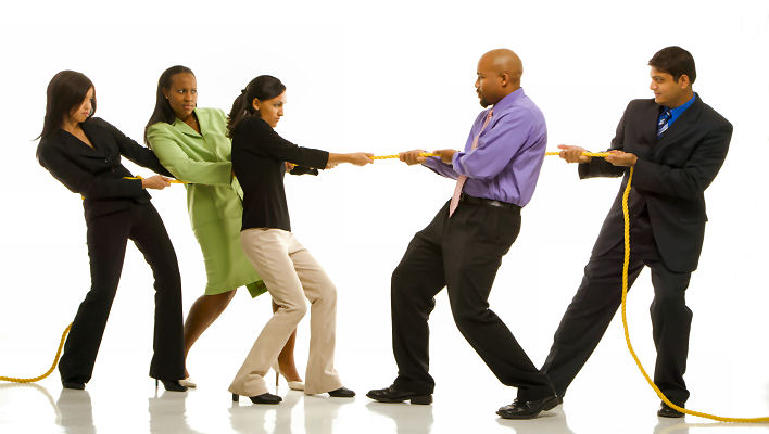 Do you feel like your marketing is a tug-of-war with those who are stuck in the past?
