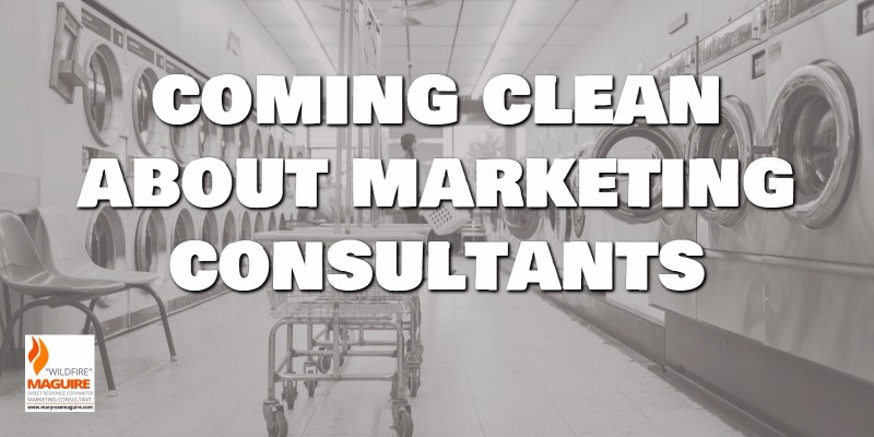 Getting the right marketing consultant shouldn't be hard.
