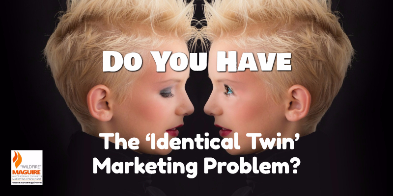 Is your marketing a mirror image of someone else?