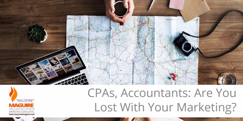 CPAs and Accountants, are you tired of spinning your wheels with marketing?